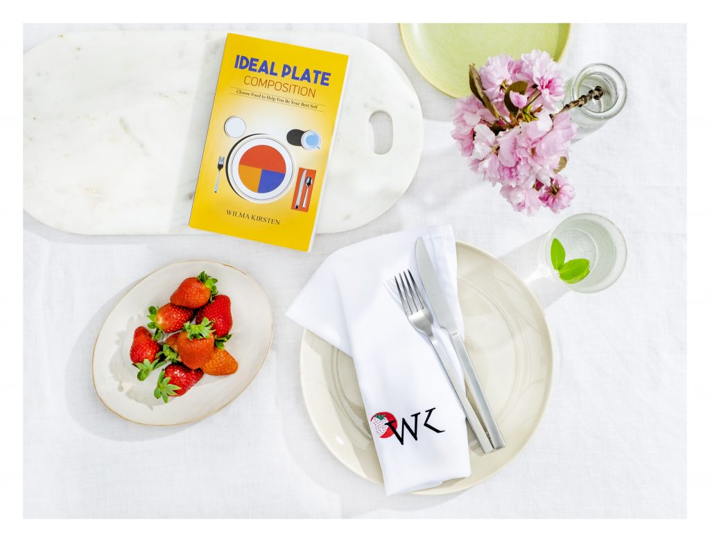 The Wilma Kirsten Clinic is a leading expert in human nutrition. Read more in the excellent book, Ideal Plate Composition - Choose Food to Help You be Your Best Self.